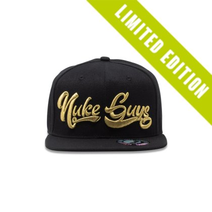 Snapback Straight Cap - GOLD RUSH