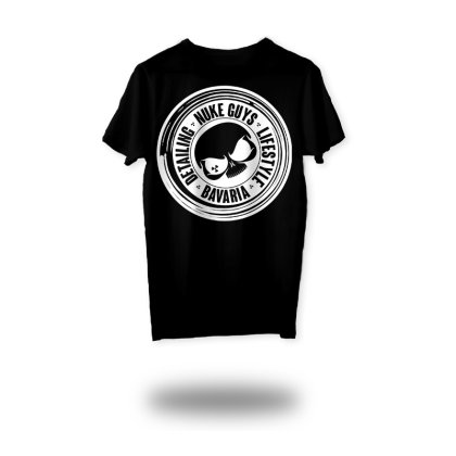 Nuke Guys T-Shirt Donut  XL